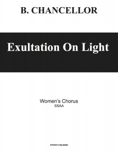 Chancellor_Exultation On Light